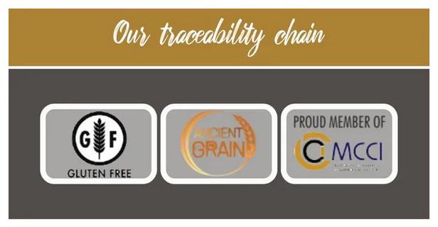 Onegrain Teff Traceability